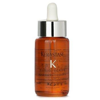 Fusio-Scrub Huile Rafraichissante Essential Oil Blend with A Refreshing Aroma (50ml/1.7oz)