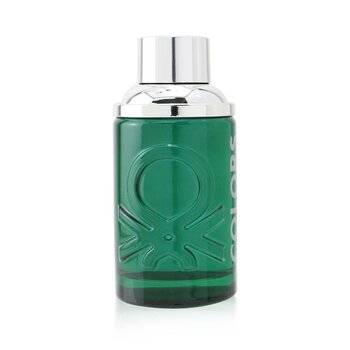 Colors Green Eau De Toilette Spray (100ml/3.4oz)