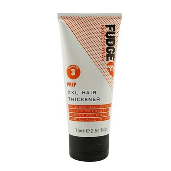 Prep XXL Hair Thickener (Hold Factor 3) (75ml/2.54oz)