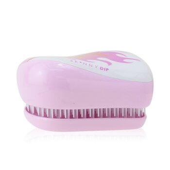 Compact Styler On-The-Go Detangling Hair Brush - # Skinny Dip Flames (1pc)