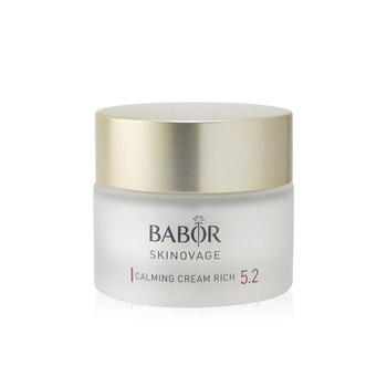 Skinovage [Age Preventing] Calming Cream Rich 5.2 - For Sensitive Skin (50ml/1.69oz)