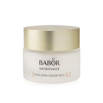 Skinovage [Age Preventing] Vitalizing Cream Rich 5.2 - For Tired Skin (50ml/1.7oz)