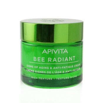 Bee Radiant Signs Of Aging & Anti-Fatigue Cream - Rich Texture (50ml/1.69oz)
