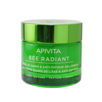 Bee Radiant Signs Of Aging & Anti-Fatigue Gel-Cream - Light Texture (50ml/1.69oz)