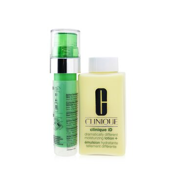 Clinique iD Dramatically Different Moisturizing Lotion+ + Active Cartridge Concentrate For Delicate Skin (125ml/4.2oz)