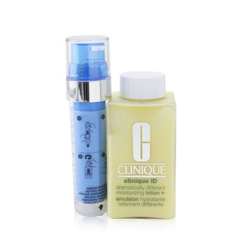 Clinique iD Dramatically Different Moisturizing Lotion+ + Active Cartridge Concentrate For Uneven Skin Texture (125ml/4.2oz)