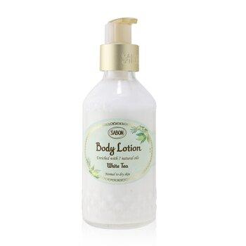 Body Lotion - White Tea (With Pump) (200ml/7oz)