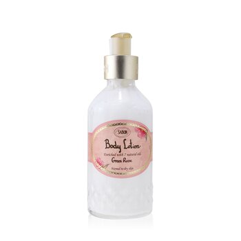 Body Lotion - Green Rose (With Pump) (200ml/7oz)