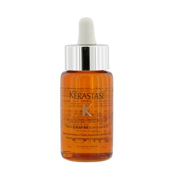 Fusio-Scrub Huile Rafraichissante Essential Oil Blend with A Refreshing Aroma (Box Slightly Damaged) (50ml/1.7oz)
