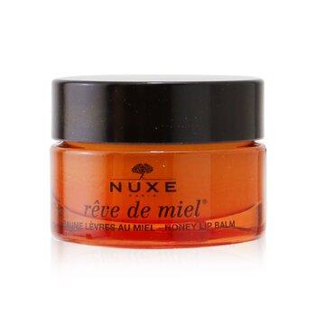 Reve De Miel Ultra-Nourishing & Repairing Honey Lip Balm - #Bee Happy (Limited Edition) (15g/0.52oz)