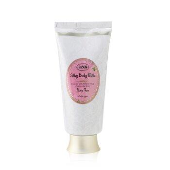 Silky Body Milk - Rose Tea (200ml/7oz)