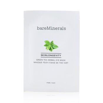 Skinlongevity Green Tea Herbal Eye Mask (6pairs)
