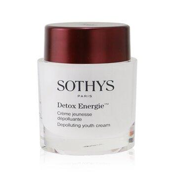 Detox Energie Depolluting Youth Cream (50ml/1.69oz)