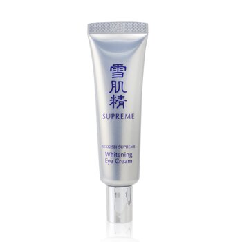 Sekkisei Supreme Whitening Eye Cream (20ml/0.7oz)