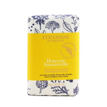 Aromachologie Douceur Immortelle Uplifting Body Soap (200g/0.7oz)