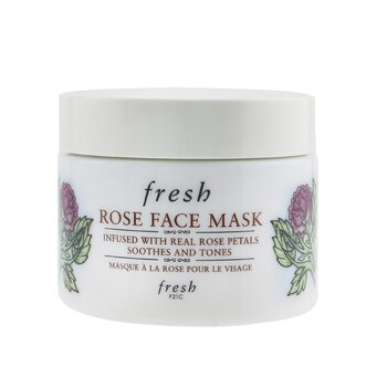 Rose Face Mask (Limited Edition) (100ml/3.3oz)