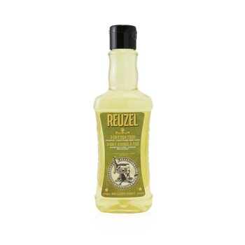 3-In-1 Tea Tree Shampoo Conditioner Body Wash (350ml/11.83oz)