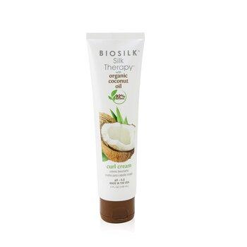 Silk Therapy with Coconut Oil Curl Cream (148ml/5oz)