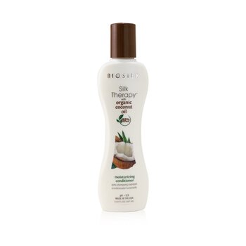 Silk Therapy with Coconut Oil Moisturizing Conditioner (167ml/5.64oz)