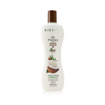 Silk Therapy with Coconut Oil Moisturizing Conditioner (355ml/12oz)