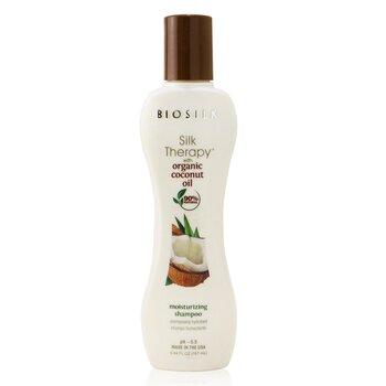 Silk Therapy with Coconut Oil Moisturizing Shampoo (167ml/5.64oz)