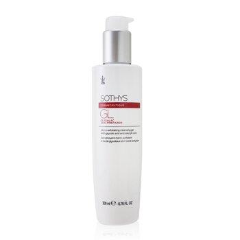 Cosmeceutique GL Glysalac Skin Preparer Micro-Exfoliating Cleansing Gel - With Glycolic Acid & Salicylic Acid (200ml/6.76oz)