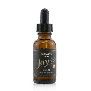 Beard Oil - Joy (Peppermint & Clary Sage Aroma) (30ml/1oz)