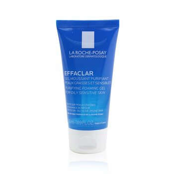 Effaclar Purifying Foaming Gel - For Oily Sensitive Skin (50ml/1.7oz)