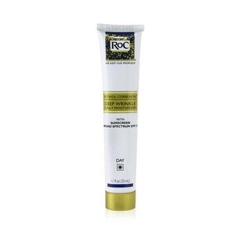 Retinol Correxion Deep Wrinkle Daily Moisturizer With Sunscreen Broad Spectrum SPF 30 (33ml/1.1oz)