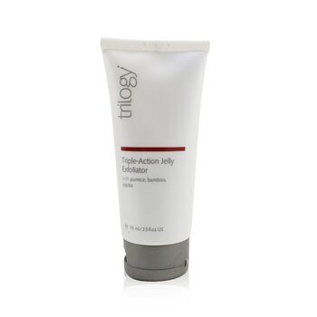 Triple-Action Jelly Exfoliator (For All Skin Types) (75ml/2.5oz)