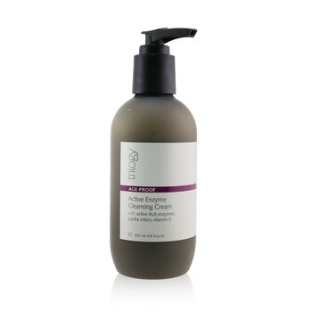 Age-Proof Active Enzyme Cleansing Cream (200ml/6.8oz)