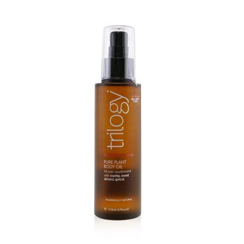 Pure Plant Body Oil (For All Skin Types) (110ml/3.7oz)