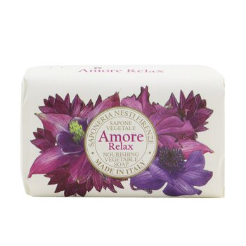 Amore Nourishing Vegetable Soap - Relax (170g/6oz)