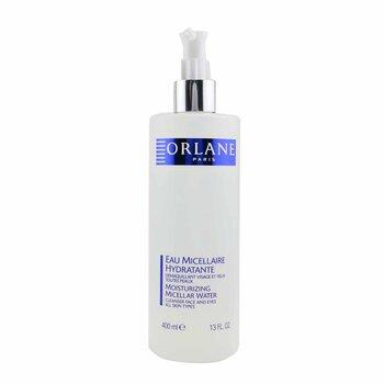 Moisturizing Micellar Water - Cleanser Face & Eyes (All Skin Types) (400ml/13oz)