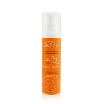 Very High Protection Unifying Tinted Fluid SPF 50+ - For Normal to Combination Sensitive Skin (50ml/1.7oz)