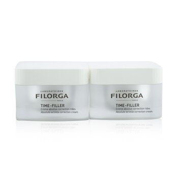 Time-Filler Duo Set: 2x Time-Filler Absolute Wrinkle Correction Cream 50ml (2pcs)
