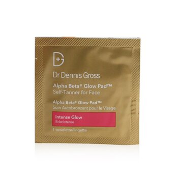 Alpha Beta Glow Pad For Face - Intense Glow (20 Towelettes)