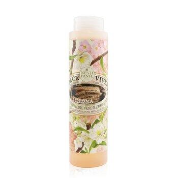 Dolce Vivere Shower Gel - Roma - Olenander In Bloom, Muscat & Fig (300ml/10.2oz)