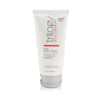 Rose Hand Cream (For All Skin Types) (75ml/2.5oz)
