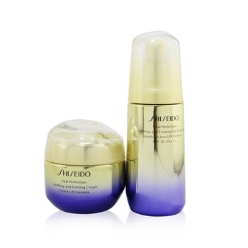Vital Perfection Firming Day & Night Set: Cream 50ml + Day Emulsion SPF 30 PA+++ 75ml (2pcs)