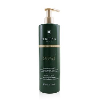 Absolue K?ratine Renewal Care Repairing Shampoo - Damaged, Over-Processed Hair (Salon Product) (600ml/20.2oz)