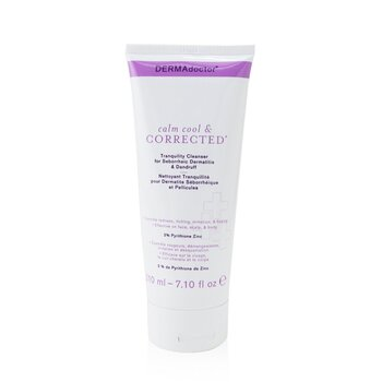 Calm Cool & Corrected Tranquility Cleanser (Exp. Date: 06/2021) (210ml/7.1oz)