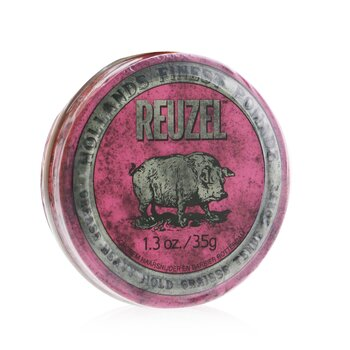 Pink Pomade (Grease Heavy Hold) (35g/1.3oz)