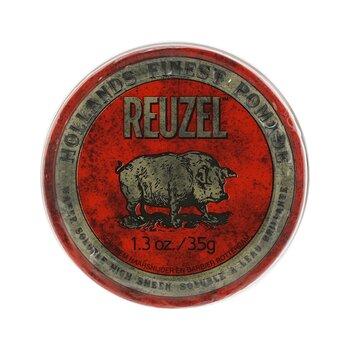 Red Pomade (Water Soluble, High Sheen) (35g/1.3oz)