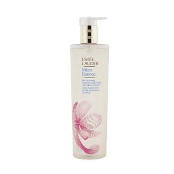 Micro Essence Skin Activating Treatment Lotion Fresh with Sakura Ferment (Limited Edition) - Unboxed (400ml/13.5oz)
