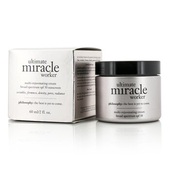 Ultimate Miracle Worker Multi-Rejuvenating Cream SPF 30 (Exp. Date: 09/2021) (60ml/2oz)