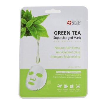 Green Tea Supercharged Mask (Detox) (Exp. Date: 08/2021) (10x25ml/0.84oz)