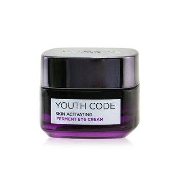 Youth Code Skin Activating Ferment Eye Cream (15ml/0.5oz)