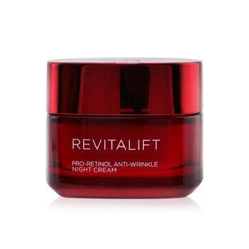 Revitalift Pro-Retinol Anti-Wrinkle Night Cream (50ml/1.7oz)
