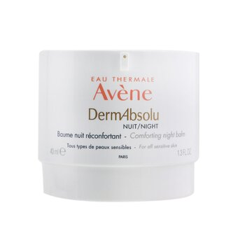DermAbsolu NIGHT Comforting Night Balm  - For All Sensitive Skin (40ml/1.3oz)